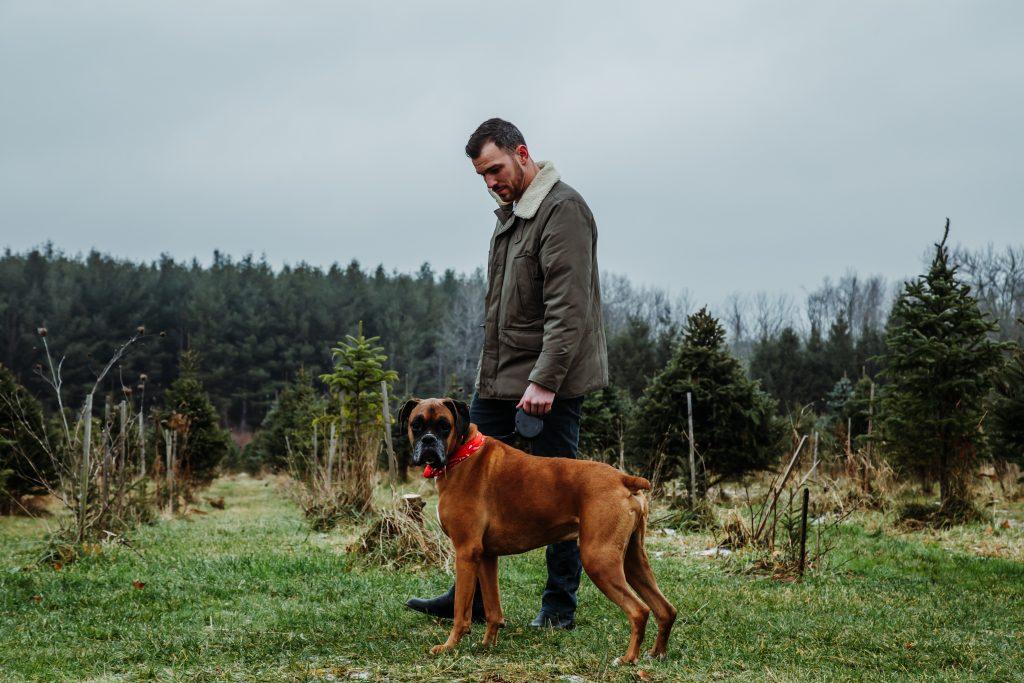 Etisk jakt med hund