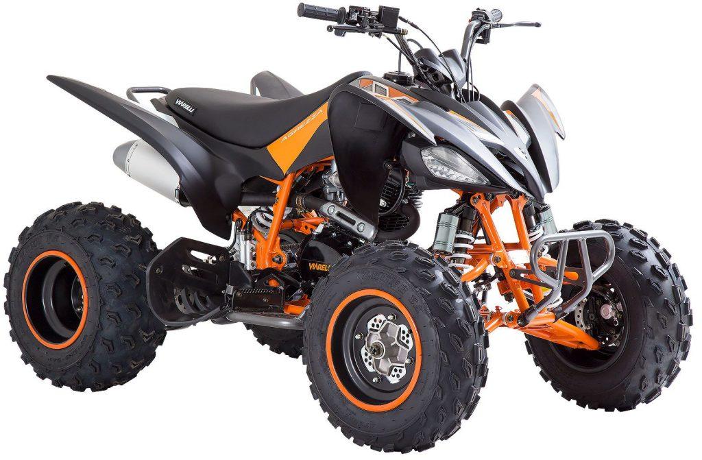 Drömprodukten: Viarelli Agrezza ATV 250CC