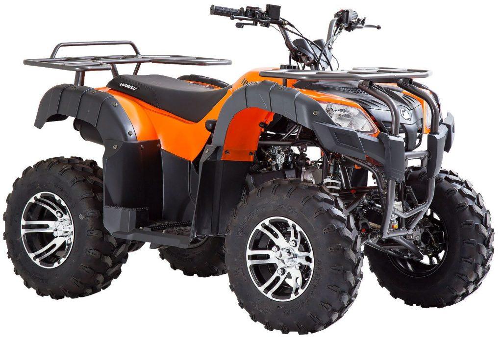Specialaren: ATV Viarelli Hunter 150CC