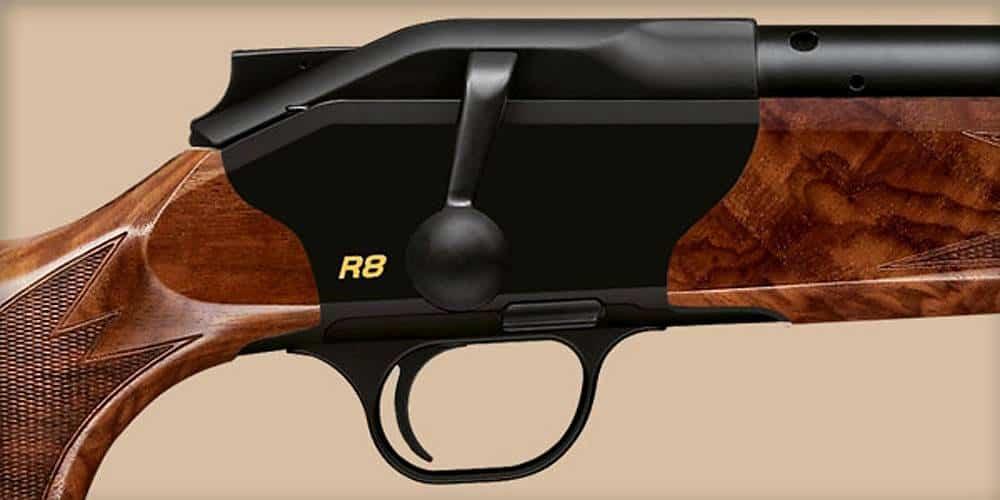 Specialaren: Kolv Blaser R8 Standard Svart