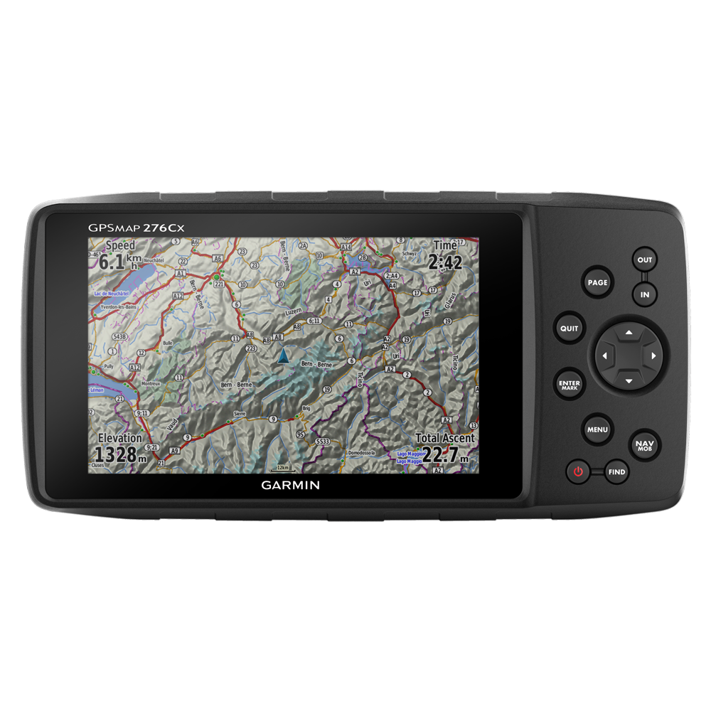 Drömprodukten: Garmin GPSMAP 276cx