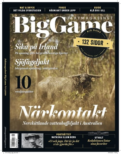 Mellanprodukten: Big Game